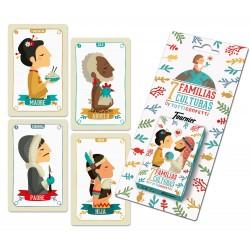 Familias 7 Culturas de...