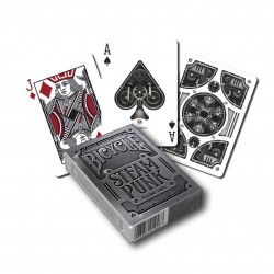 SILVER STEAMPUNK - Poker 54...