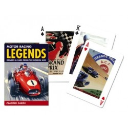 MOTOR RACING LEGENDS, 55 cards