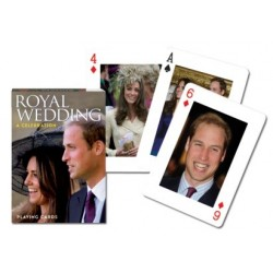 ROYAL WEDDING, 55 cards