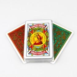 Baraja Gemela Fournier Nº275/8 de 50 cartas