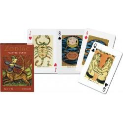 ZODIAC, 55 cartas
