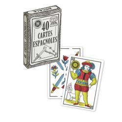 40 Cartes Espagnoles DUCALE