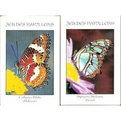 Jeu des Papillons - Mariposas