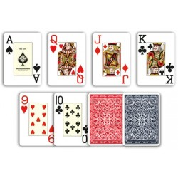POKER Mod. ALFA - 54 cartas