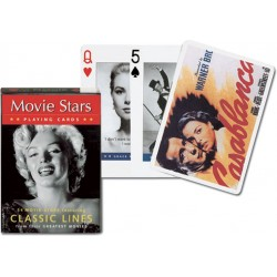 MOVIE STARS, 55 cards