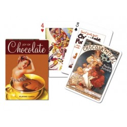 JOY OF CHOCOLATE, 55 cards