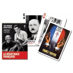 FRENCH RESISTANCE, 55  cartas