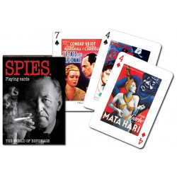 SPIES, 55 cards