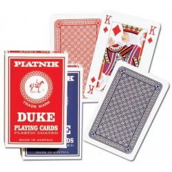 DUKE Bridge cards