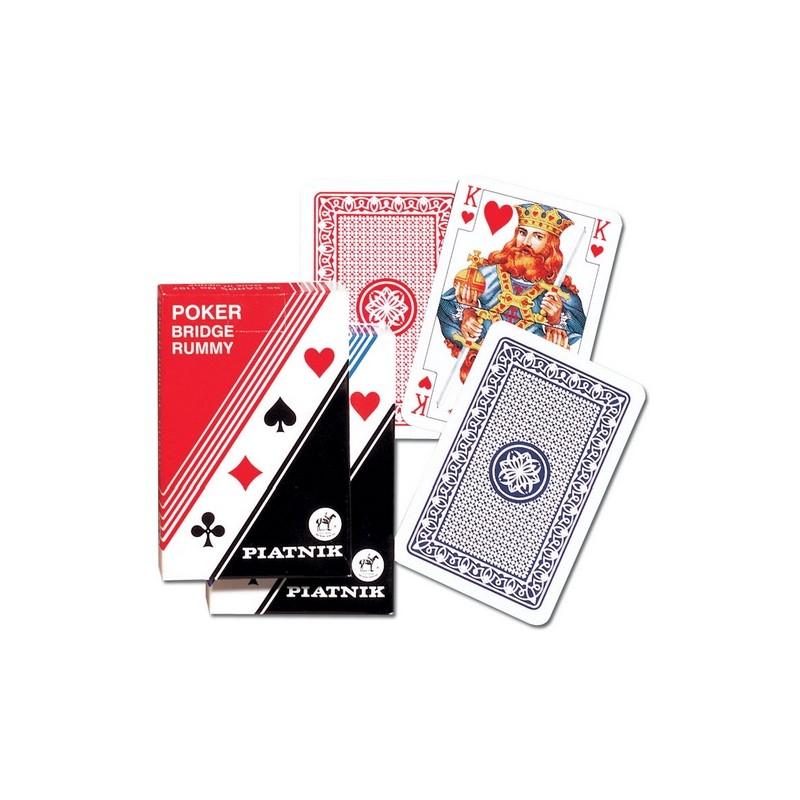 Poker Bridge Rummy Piatnik 1197