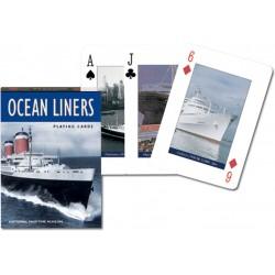 OCEAN LINERS, 55 cards