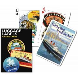 LUGGAGE LABELS, 55 cartas