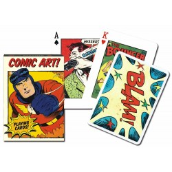Comic Art, 55 cartas