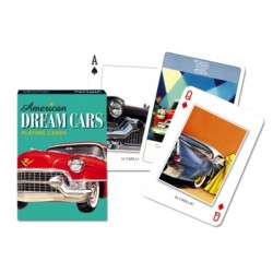 AMERICAN DREAM CARS, 55 cartas
