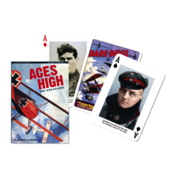 ACES HIGH, 55 cartas