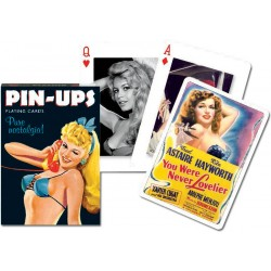 PIN-UPS, 55 cartas
