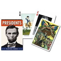 PRESIDENTS, 55 cartas