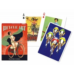 Bicycle Art, 55 cards