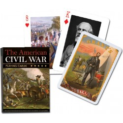 American Civil War, 55 cards