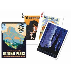 NATIONAL PARKS, 55 cartas