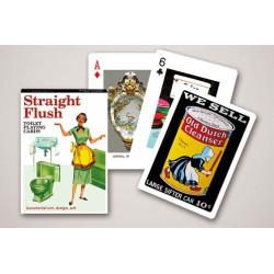 STRAIGHT FLUSH, 55 cartas