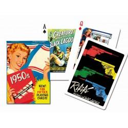 1950's, 55 cartas