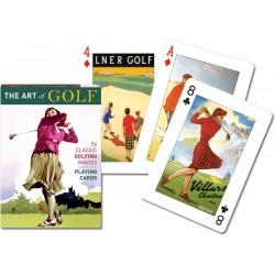 ART OF GOLF, 55 cartas
