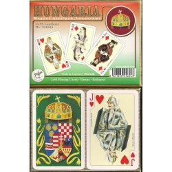 HUNGARIA, 2 bridge decks