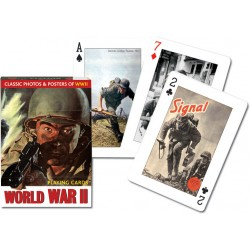 WORLD WAR II, 55 cartas