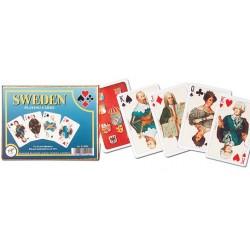 SWEDEN 2 Barajas de Bridge
