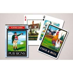 PUB SIGNS, 55 cards