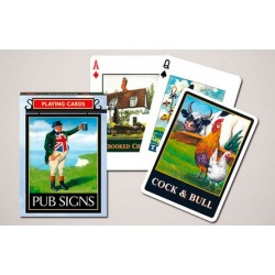 PUB SIGNS, 55 cartas