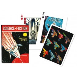 SCIENCE-FICTION, 55 cartas