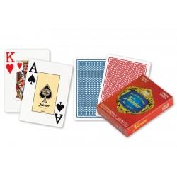 Poker 818-G Gofrada - linen...