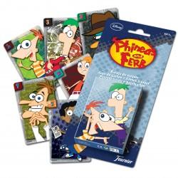 Phineas y Ferb - Baraja...