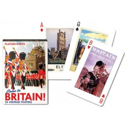 COME TO BRITAIN, 55 cartes