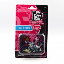 Monster High Tin Case