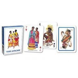 TRIBU AFRICANE Poker Modiano