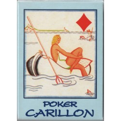 CARILLON Poker Modiano