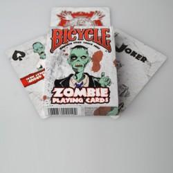ZOMBIE - Poker 54 Cards