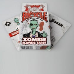 ZOMBIE - Poker 54 Cartas