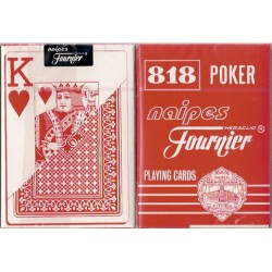 Poker 818 - 55 cartas Fournier