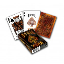 FIRE Poker 54 cards