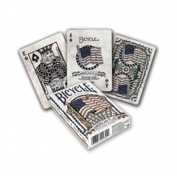 AMERICAN FLAG Poker 54 cartas