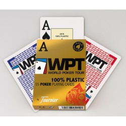 Fournier WPT Gold Edition -...