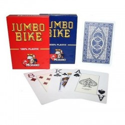 Modiano JUMBO BIKE - Poker...