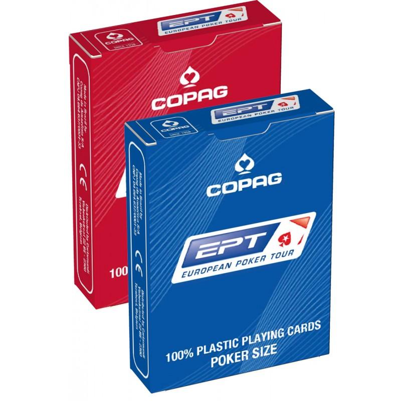 Copag Poker Copag Ept Poker 100Plástico Ept mwOv0Nn8