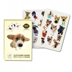 HANADEKA DOGS, 55 cards