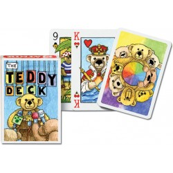 THE TEDDY DECK, 55 cards